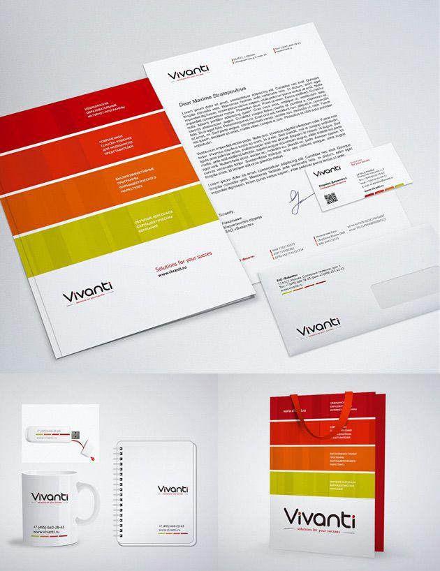 stationery letterhead design